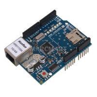 ATmega2560-16U2 Mega2560 R3 Board + Ethernet Shield W5100 for Arduino